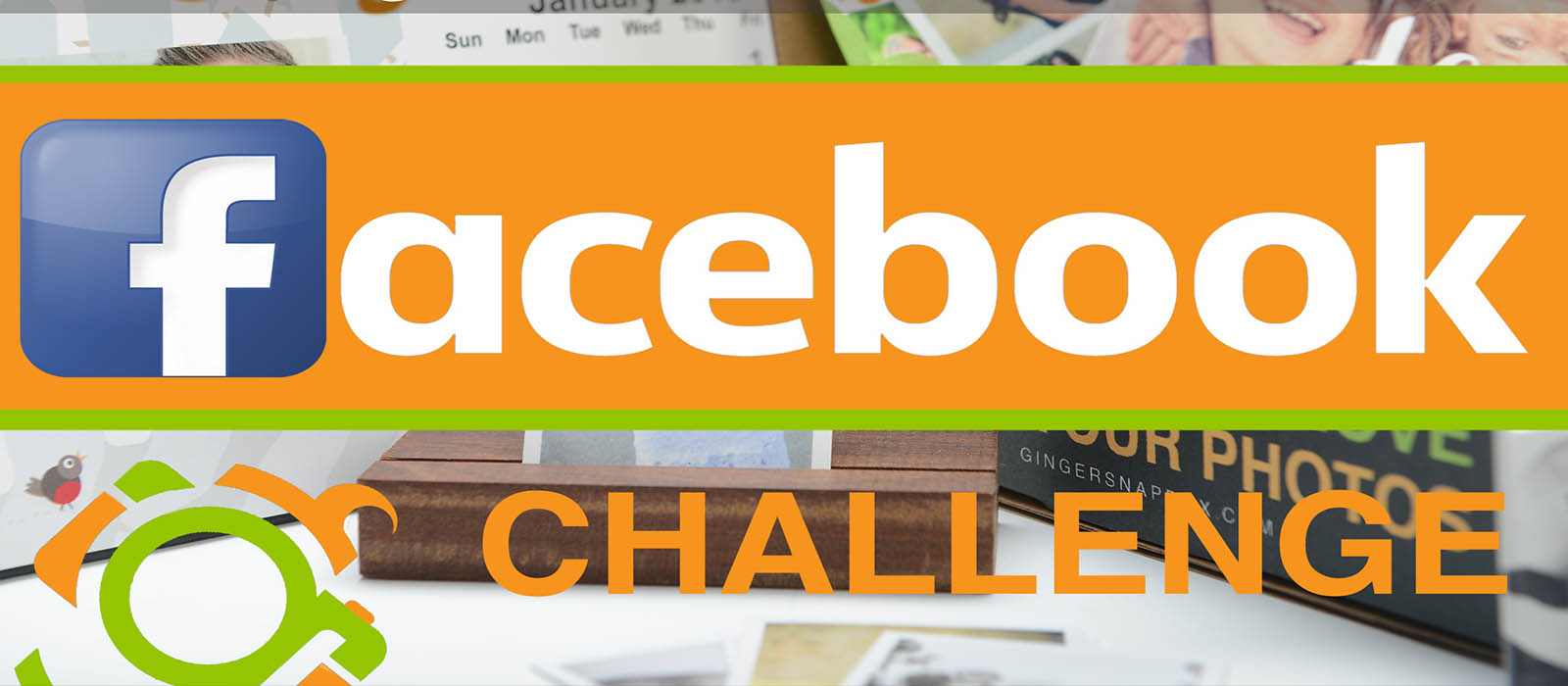 GingerSnapCrate Facebook Challenge