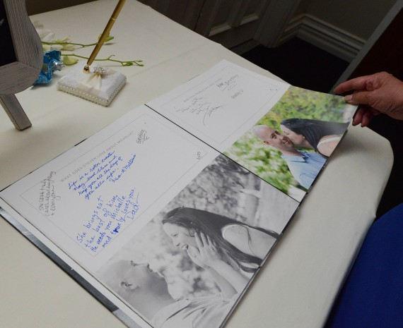 The Interactive Guest Book